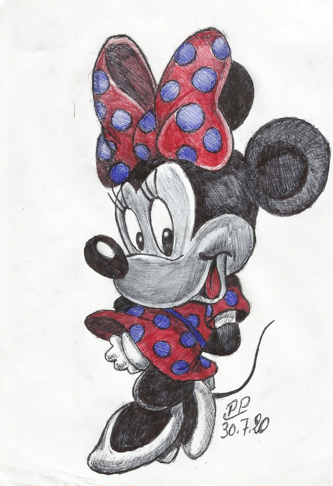 Disney Characters by Patoux
